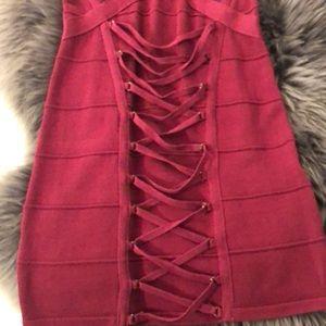 bebe Dresses - Bebe Bandage Dress 💋